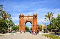 Arc de Triomf de Barcelona -