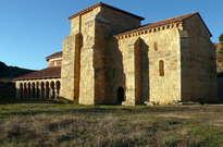 Monasterio de San Miguel de Escalada -