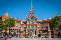 Hospital de Sant Pau -