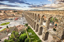 Acueducto de Segovia -