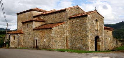 Iglesia de San Juan (Santianes de Pravia)