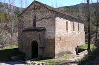 Monasterio de San Adrián de Sasabé -