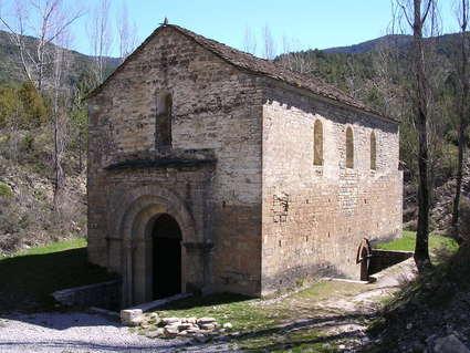 Monasterio de San Adrián de Sasabé