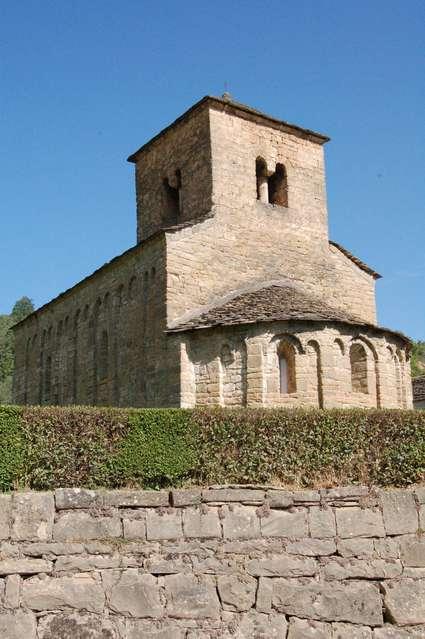 Iglesia de San Caprasio (Santa Cruz de la Serós)