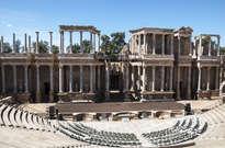 Teatro romano de Mérida -