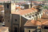 Concatedral de Santa María de Cáceres -