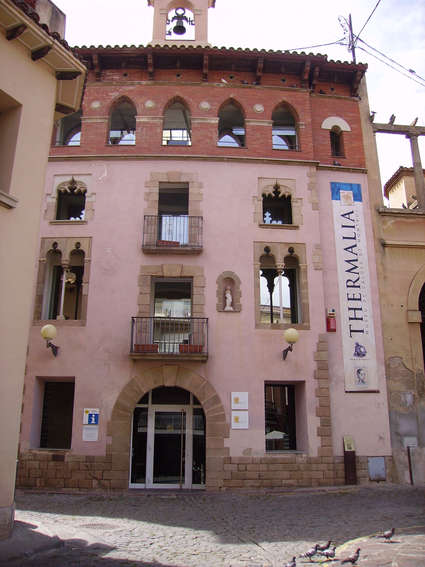 Thermalia. Museo de Caldes de Montbui