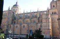 Catedral Nueva de Salamanca -