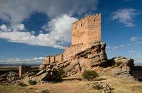 Castillo de Zafra (Guadalajara) -