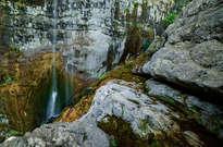 Nacimiento del río Mundo -