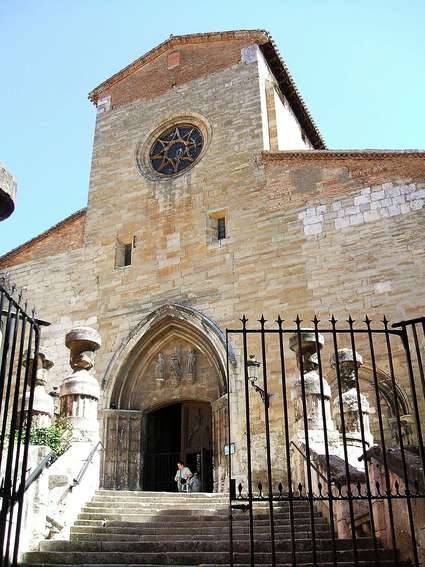 Iglesia de San Gil Abad (Burgos)