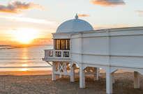 Playa de La Caleta -