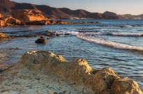 Playa de Los Escullos -