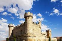 Castillo de Olmillos de Sasamón -