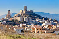 Castillo de Alcaudete -