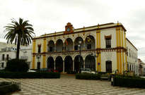 Casa consistorial de Moguer -