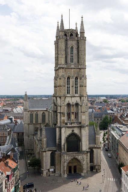 Cathédrale Saint-Bavon de Gand
