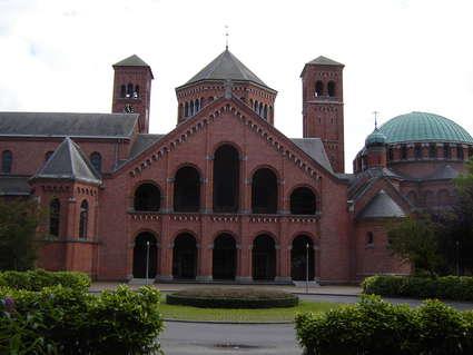 Abbaye Saint-André de Bruges