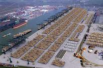 Port d'Anvers -
