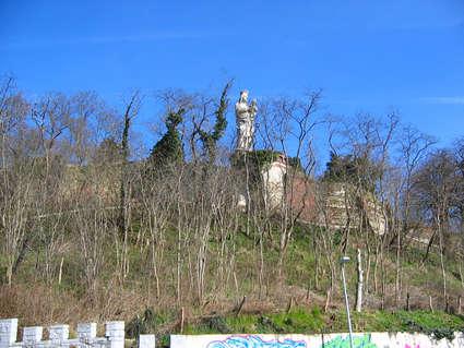 Abbaye du Mont-César