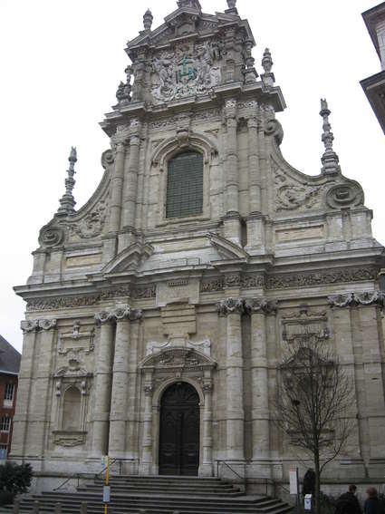 Église Saint-Michel de Louvain