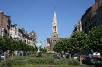 Avenue Louis Bertrand -