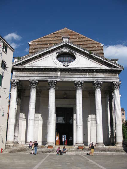 Église San Nicolò da Tolentino