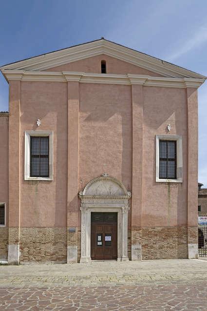 Église San Giobbe