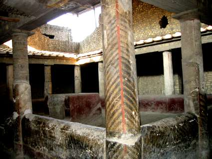 Scavi archeologici di Oplonti