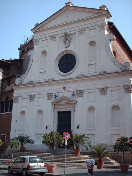 Chiesa di Santo Spirito in Sassia
