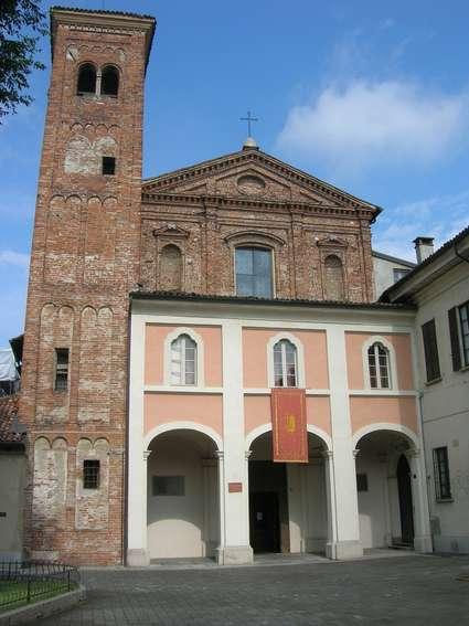 Chiesa Santi Gervasio e Protasio