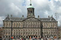 Royal Palace of Amsterdam -