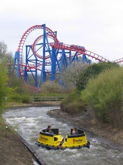 Xpress (roller coaster)