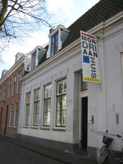 The Mondriaan House