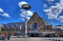Aachen Hauptbahnhof -