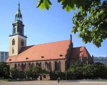 St. Marien-Kirche (Berlin-Mitte)