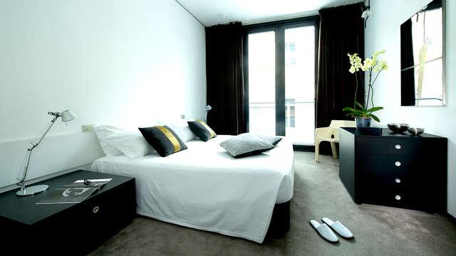 Appartamento con decorazioni romantiche nel cuore di Torino