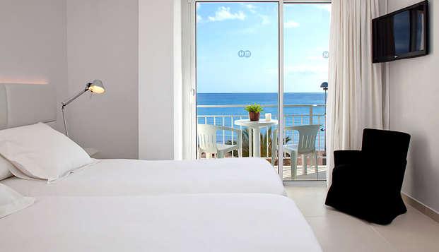 Escapade avec vue sur la mer près de Palma de Majorque