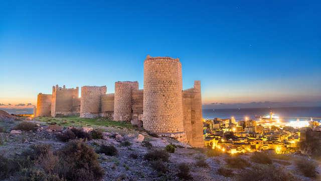 Escápate en pleno centro de Almería