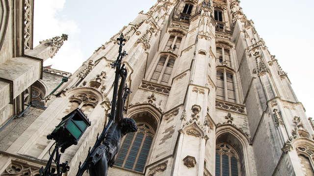 Mechelen a gran altura