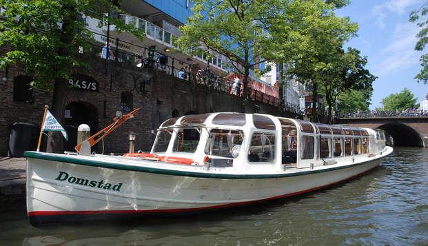 Varen door Utrecht en genieten in de natuur