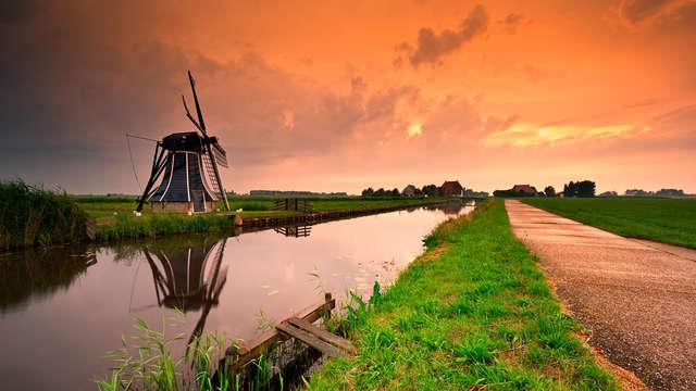 Een uniek uitje tussen natuurgebieden in Friesland
