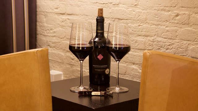 Hotel Arrows - NEW wine