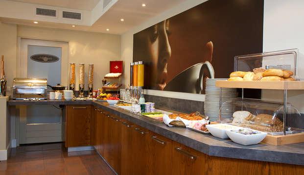 Hotel Arrows - NEW buffet