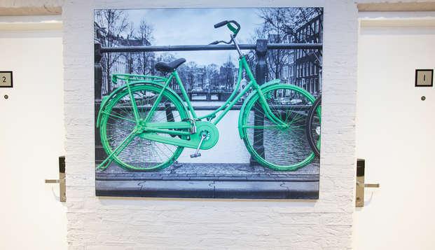 Hotel Arrows - NEW bike