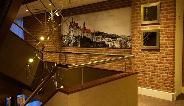 Hotel Arrows - NEW interior