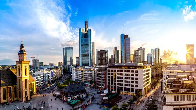 Relax en el corazón de Frankfurt