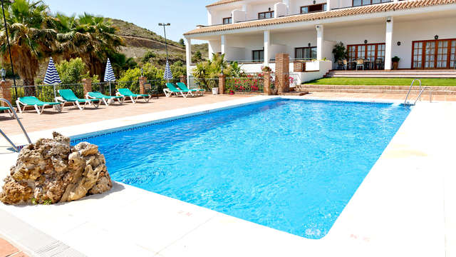 Pensión Completa para disfrutar de un rincón acogedor en Andalucía (desde 3 noches)