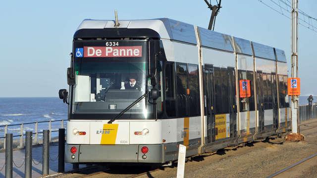 1 Billete de tram para 2 adultos