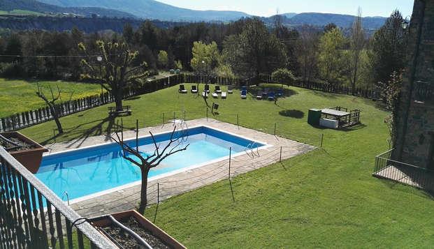 Conoce el pirineo aragonés y el Parque nacional de Ordesa y Monte perdido